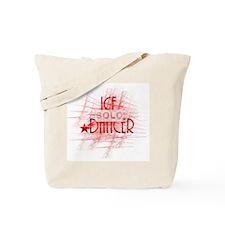Solo Ice Dancer 1 Tote Bag