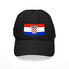Croatia Baseball Hat