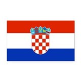 "Flag of croatia 3"" x 5"""