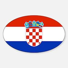 Croatia Decal
