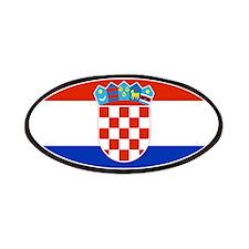 Croatia Patches
