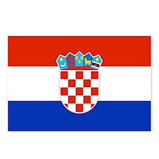 Croatia Postcards (Package of 8)