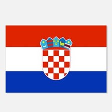 Croatia Postcards (Package of 8)