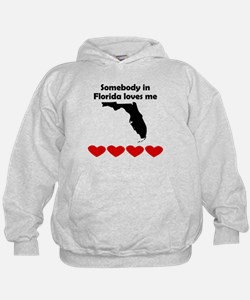 Somebody in Florida Loves Me Hoody