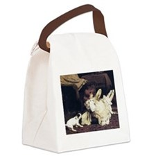 tug.png Canvas Lunch Bag