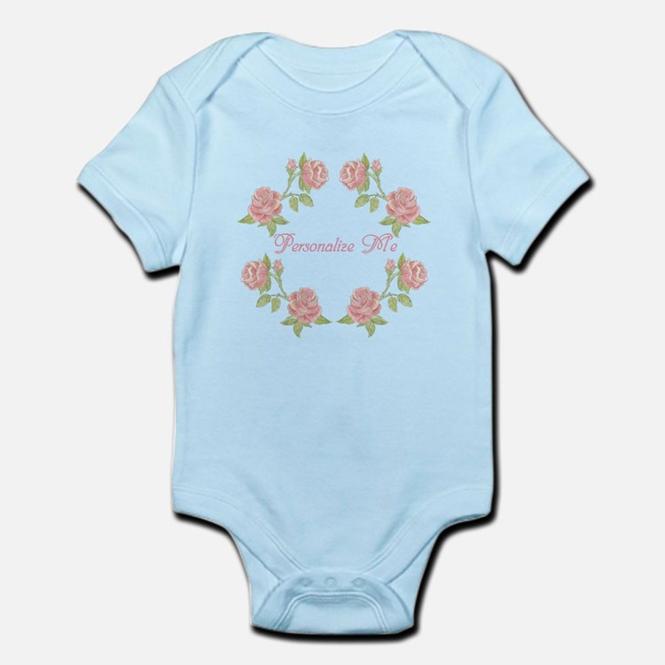 Personalized Rose Body Suit
