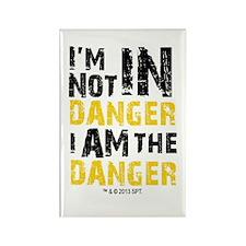 Breaking Bad: I am the Danger Rectangle Magnet