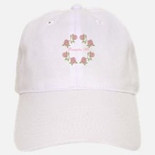 Personalized Rose Baseball Baseball Baseball Cap