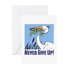Dont Give Up3.Jpg Greeting Cards