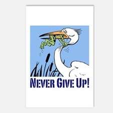 Dont Give Up3.Jpg Postcards (Package Of 8)
