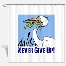 Dont Give Up3.Jpg Shower Curtain