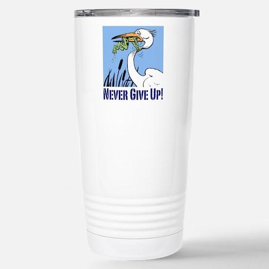 Dont Give Up3.Jpg Travel Mug