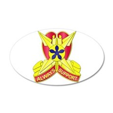 9th Support Battalion Wall Decal