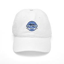 Stratton Blue Baseball Cap