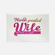 Worlds Greatest Wife Magnets