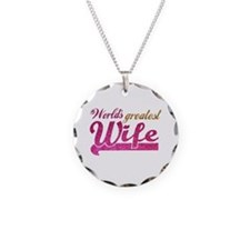 Worlds Greatest Wife Necklace