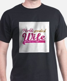 Worlds Greatest Wife T-Shirt