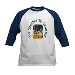 I'd Rather Be Sewing! Kids Baseball Jersey