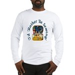 I'd Rather Be Sewing! Long Sleeve T-Shirt