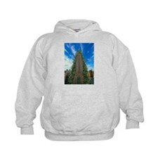 Empire State Building Christmas Tree Hoodie