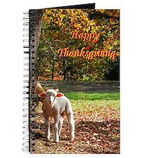 Lamb Thanksgiving Journal