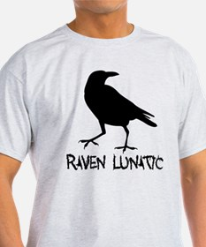 Raven Lunatic - Halloween T-Shirt