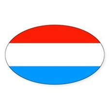 Luxembourg Decal
