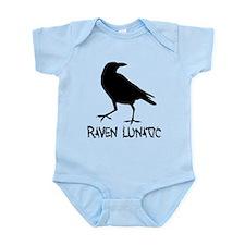 Raven Lunatic - Halloween Body Suit