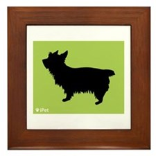 Silky iPet Framed Tile