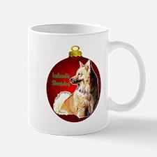 Icelandic Sheepdog christmas Mug