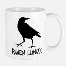 Raven Lunatic - Halloween Mugs
