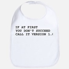Call It Version 1.0 Computer Joke Bib