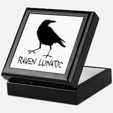 Raven Lunatic - Halloween Keepsake Box