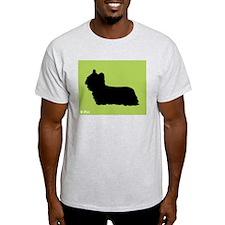 Skye iPet Ash Grey T-Shirt