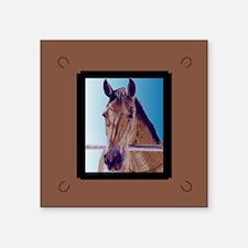Beautiful Western Horse Sticker