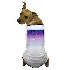 Dream Dandelion Dog T-Shirt
