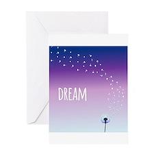 Dream Dandelion Greeting Cards