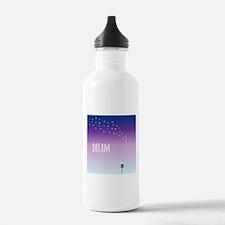 Dream Dandelion Sports Water Bottle