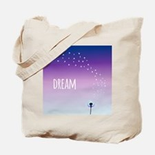 Dream Dandelion Tote Bag