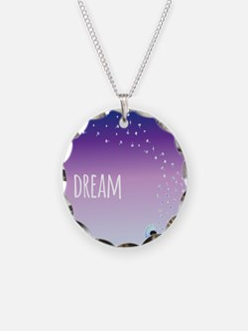 Dream Dandelion Necklace