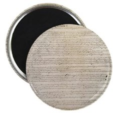 United States Constitution Magnet