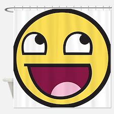 Epic Meme Shower Curtain