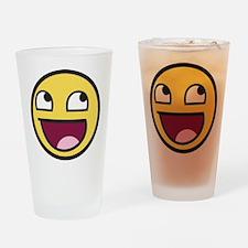 Epic Meme Drinking Glass