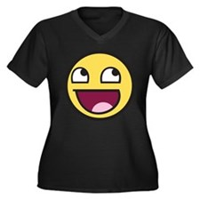 Epic Meme Plus Size T-Shirt