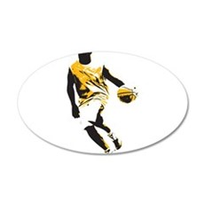 Basketball - Sports Wall Decal