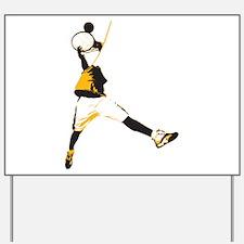 Basketball - Sports Yard Sign