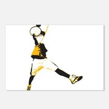 Basketball - Sports Postcards (Package of 8)