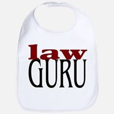 Law Guru Bib