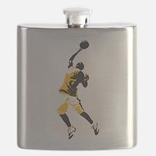 Basketball - Sports Flask