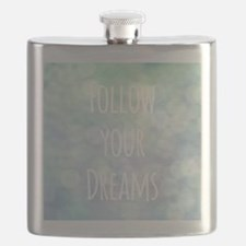 Follow your Dreams Flask